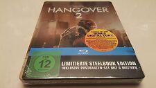 Hangover 2 II STEELBOOK w/ Art cards (Blu-ray Germany) Amazon.de Exclusive RARE