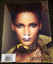 Vogue Paris 3/2010 Anja Rubik Candice Swanepoel Brooke Shields Rose Cordero