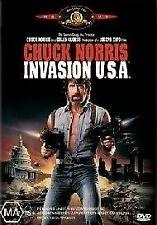 Invasion U.S.A. (DVD, 2005) Chuck Norris Vs Terrorists