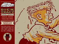 Dick Tracy Complete: Vol 2: Dailies Sundays 1933-1935 (Hardback) < 9781600100376