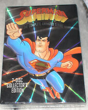 Superman: The Complete Animated Series DVD Box Set NEW & SEALED