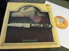 GROBSCHNITT SAME LP S/T 1972 gate brain 1008 rare vinyl prog kraut can faust