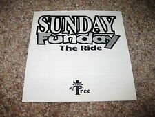 Sunday Funday - Nintendo NES - MANUAL ONLY  - New Uncirculated - NO GAME