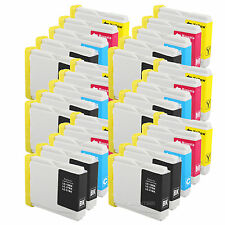 30pk LC51 LC-51 Ink Cartridge Fits MFC-3360C MFC-5460CN MFC-5860CN