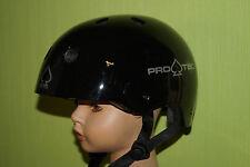 PRO-TEC The Classic schwarz Gr.XS 52-54 und XXS Bike BMX Skate Fahrrad Helmet