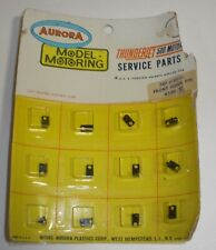 Aurora Model Motoring Front Guide Pins Carded 1963 #3