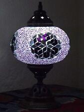 NEW Turkish Mosaic Lamp - Desk lamp - Large - LIRA