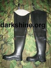 Century 4000 Waders Size UK 6-12 Watstiefel mit Stahlkappe rubber