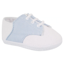 NIB Baby Deer Blue Saddle Oxford Shoe Size 2