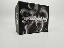 SMOKE & MIRRORS V7 CARBON COPY poker playing cards set - box 6 mazzi carte gioco