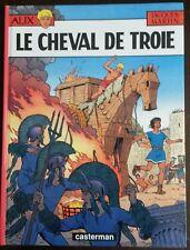 BD ALIX T19 LE CHEVAL DE TROIE JACQUES MARTIN PLEYERS EO88 PORT A PRIX COUTANT