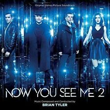 Now You See Me 2 (osc) 0030206743883 by Brian Tyler CD