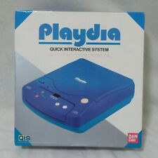 NEW!! BANDAI Playdia Game console From Japan