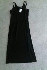 Ladies NEW Black Dress 12/14 (1656B)