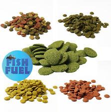 Fish Fuel Algae & Mini Wafers - Bottom Feeding, Tropical Fish, Pleco, Food