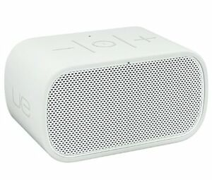 Logitech UE 984-000259 Mobile Boombox - White/Grey MINI BLUETOOTH SPEAKER