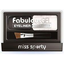 MIss Sporty Fabulous Lash Eyeliner Highlighter # 001 Black & White