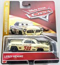 2019 Disney Pixar Cars Leroy Heming Racing Days