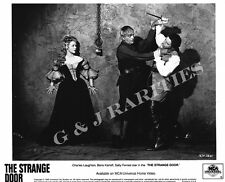Boris Karloff in 'THE STRANGE DOOR ' - Original Glossy 8x10 Studio Photo