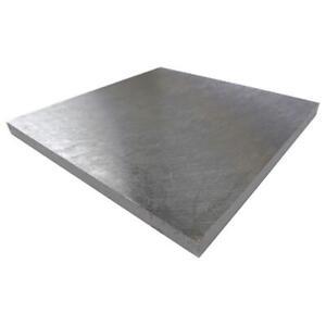 "A36 Blanchard Ground Steel Plate, 0.500"" x 11.625"" x 11.625"""