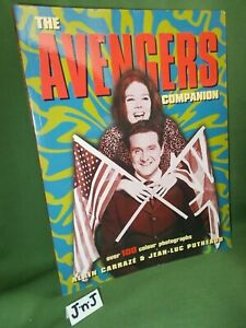 THE AVENGERS COMPANION FIRST UK EDITION PAPERBACK 1997