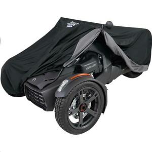 UltraGard 4-474BC Classic Cover - for Can-Am Ryker - Black/Charcoal