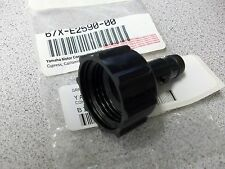 YAMAHA OEM PWC WAVE RUNNER FX CRUISER JET BOAT CONDUCTION WATER FLUSH FITTING