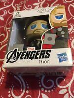 NEW Marvel Avengers Thor Mighty Muggs Hasbro Mini Vinyl Figure FACTORY SEALED
