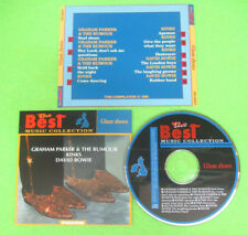 CD Compilation Best Music Collection  Graham Parker & The Rumour/Kinks/Bowie(C47