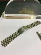 Omega Bracelet Bracciale Originale NOS Ref.1571/871 Soyuz Speedmaster?Moonwatch
