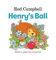 (Good)-Henry's Ball (Board book)-Campbell, Rod-0230770894
