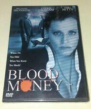 BLOOD MONEY - DVD - NEW - SEALED rare oop Lori Petty Michael Ironside 1999