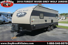 New Listing2018 Forest River Grey Wolf 20Rdse Travel Trailer Towable Rv Camper Sleeps 4