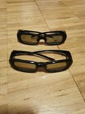 2x LG AG-S 250 3D Brille Shutterbrille (neuere Firmware) active Shutter Glasses