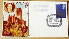 QUEEN ELIZABETH SILVER JUBILEE & LIVERPOOL CATHEDRAL COVERS 1978 - 2 BRITISH