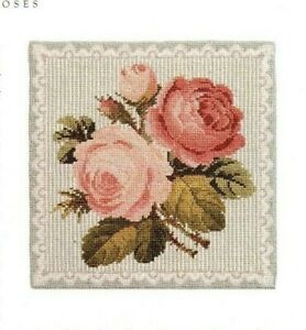 Elizabeth Bradley tapestry chart. Roses and Lace