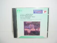 Schubert and Brahms Liedr Valente  CD Music
