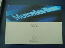 Mercedes M-Klasse W 164 Audio 50 APS Handbuch, 2006/09 in Niederländisch