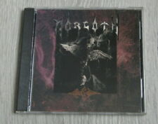 MORGOTH - Cursed CD 1991  FIRST PRESS CM US  MINT Rare OOOP