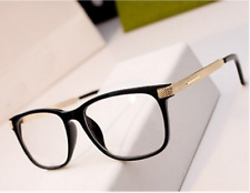 276d0fc4c2 New Glasses Eyeglasses Frame Men Women Vintage Spectacles Optical Rx Clear  lens