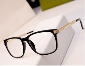 New Glasses Eyeglasses Frame Men Women Vintage Spectacles Optical Rx Clear lens