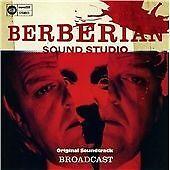 BROADCAST BERBERIAN SOUND STUDIO ORIGINAL SOUNDTRACK CD