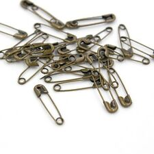 Safety Pins 19mm  Safety Pin 1.9cm  Sewing small Medium Chrome 50 100 500 1000