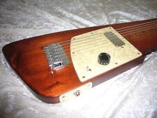 Tupian Lapsteel - elektrische Slide-Gitarre Fingerstyle - Sondermodell Upcycling