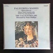 PALESTRINA Masses / Brevis * TALLIS SCHOLARS * PHILLIPS * Gimell 1585-08 digital