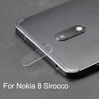 Back Camera Len Tempered Glass Protector Film For Nokia 8 Sirocco 7 plus 5 6 Lot