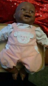 Berenguer baby  doll.