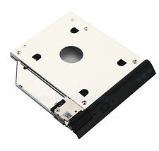 2nd HDD SSD Caddy Adattatore per Dell Latitude E6420 E6520 E6320 E6430 E6530