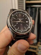 Hamilton Jazzmaster Traveler GMT 2 Automatic - black dial