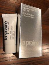 La Prairie White Caviar Illuminating Serum 3ml New in Box